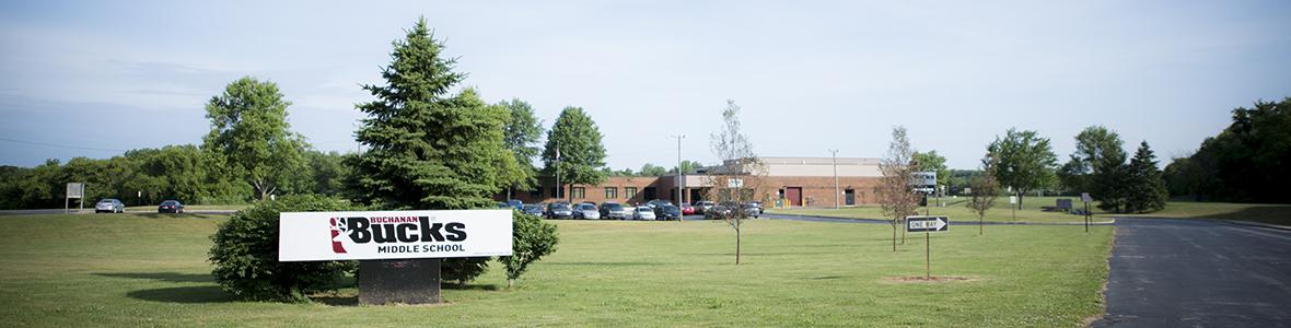 Photo: Buchanan Middle School